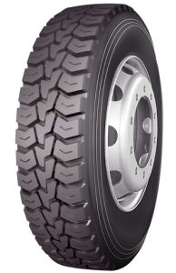 Longmarch Brand Steel Radial Truck Tire (13R22.5) pictures & photos