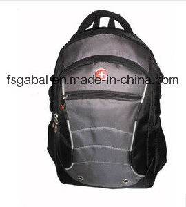 Swiss Gear 1680d Laptop Backpack Rucksack pictures & photos