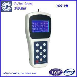 Pm2.5 Handheld Detector Particle Counter