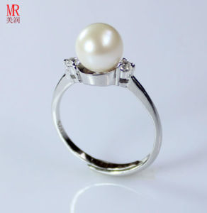 Fresh Water Pearl Rings pictures & photos