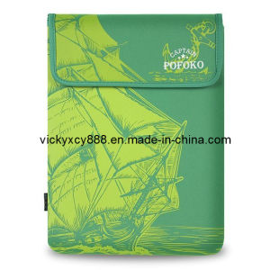 Notebook Computer for iPad Laptop Sleeve Holder Case Bag (CY8932) pictures & photos