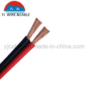 Red &Black PVC Insulation Parallel Speaker Cable pictures & photos