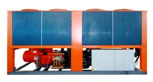 159kw Air Screw Refrigeration Equipment with Screw Compressor pictures & photos