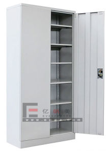 Hot Sale and Popular Metal Dressing Storage Wardrobe (DG-31) pictures & photos