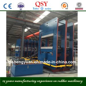 High Quality Rubber Vulcanizer Press Machine for Conveyor Belt Rubber Sheet & Frame Curing Press Machine pictures & photos