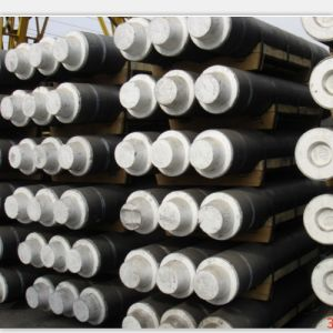 Steel Factory Used Graphite Electrode with Nipples pictures & photos