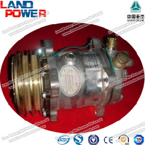 Air Conditioner Compressor/Wg1500139000/Sinotruk HOWO Truck Parts pictures & photos