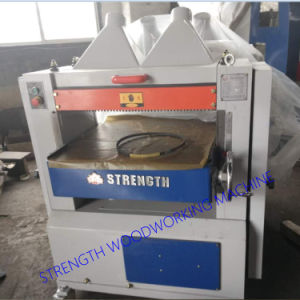 Woodworking Machine for Single Side Thickness Planer pictures & photos