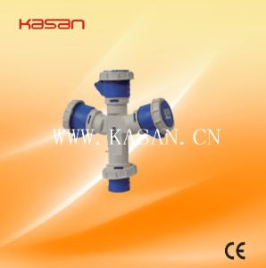 2p+E IP67 16A 220V Industrial Socket &Multi Function Socket pictures & photos
