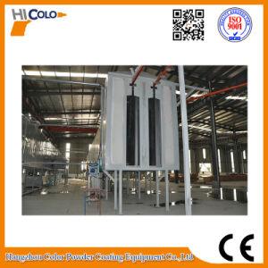 New Tunnel Type Powder Coating Oven pictures & photos