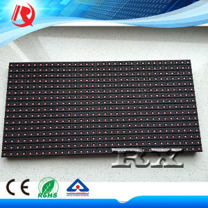 Hight Brightness SMD3528 P10 Single Color LED Moudle for Programable Sign pictures & photos