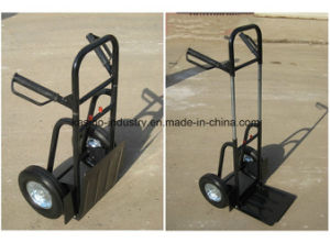 High Quality Foldable Hand Trolley (HT1428) pictures & photos