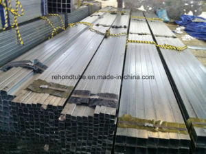 Q345/Z280 High Zinc Pre-Galvanized Steel Tube pictures & photos