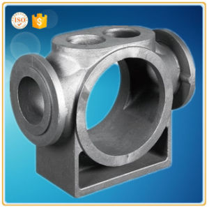 Carbon Steel Shell Mold Casting Machinery Part pictures & photos