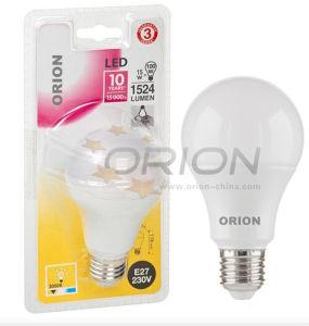 A60 E27 Aluminum Body 7W LED Bulbs pictures & photos