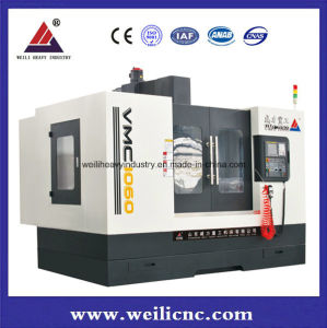 High Precision Vmc CNC Milling Machine Center with 3 Axis and 4 Axis pictures & photos