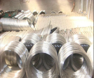 Facory Sale 16gauge 18gauge Construction Binding Wire/Galvanized Wire pictures & photos