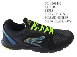 No. 49614 Big Size Men Stock Shoes pictures & photos