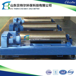 Industrial Decanter/Sludge Dewatering Decanter Centrifuge pictures & photos