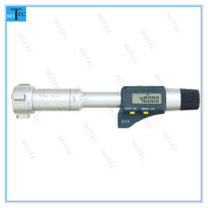 6-100mm Digital 3 Points Internal Micrometer pictures & photos