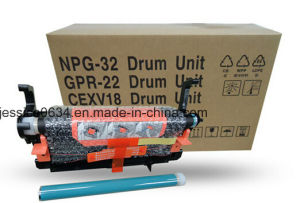 Copier Drum Unit Npg-32 /Gpr-22/Cexv18 Compatible for Canon IR1018 IR1019 IR1022 IR1024 Photocopy Machine pictures & photos