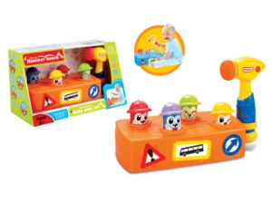 Baby Whac-a-Mole Game Toy Musical Promotion Toy pictures & photos