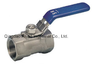1-PC Ball Valve for Pipe Line
