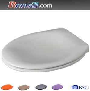 Soft Close Quick Release Antibacterial Toilet Seat Covers pictures & photos
