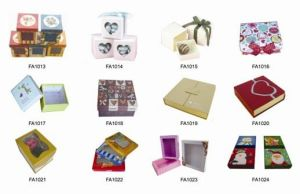 Eco-Friendly Cardboard Gift Box for Food Storage pictures & photos