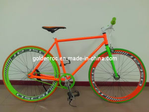 700c Steel Frame Fixed Gear Bicycle 7002 pictures & photos