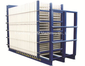 High Output EPS Sandwich Wall Panel Production Line pictures & photos