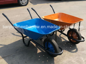 South Africa Market Strong Wheelbarrow Wb3800 pictures & photos