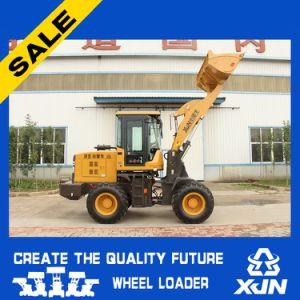 Zl26 1.6tons 0.8cbm Mini Loader pictures & photos