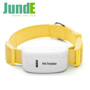 Long Standby Pet GPS Tracker with Remote Monitoring & Free Tracking on Web/Mobile APP