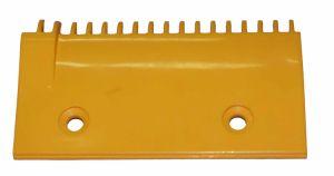 Escalator Parts: Plastic Comb Plate