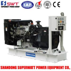 Open Type Generator Set with Perkins Power 100kVA-150kVA