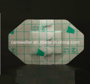 Adhesive Transparent IV Wound Dressing pictures & photos
