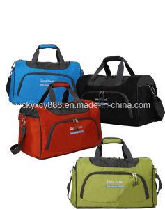 Waterproof Men Women Casual Sports Travel Bag Handbag (CY6934) pictures & photos