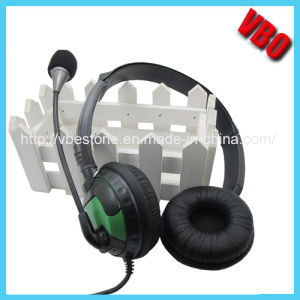 Headphone for PC, Computer Headset with Volume Control pictures & photos