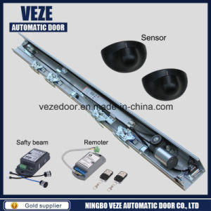 Photocell Automatic Sliding Door for Commercial Use pictures & photos