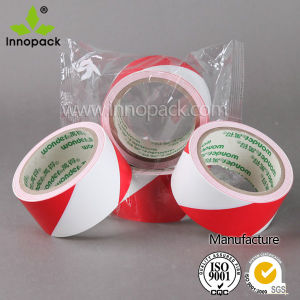 Colorful Warning PVC Tape/PVC Pipe Wrapping Tape pictures & photos