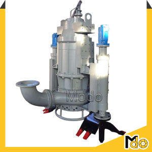 Hydraulic Excavator Centrifugal Submersible Sand Dradge Pump pictures & photos