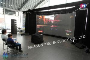 Auto Show Galaxias 4 Flexible LED Display pictures & photos