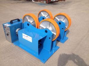 Ce Certified Welding Turning Bed Hdtr-3000 for Circular Welding pictures & photos