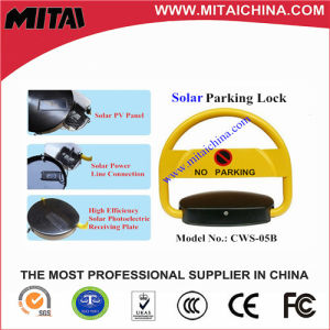 Best-Selling Intelligent Car Parking Space Lock (CWS-05B) pictures & photos
