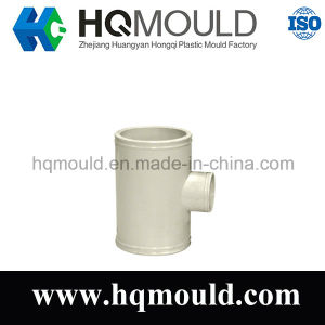Plastic Injection Tee Mould/ Pipe Fitting Mould pictures & photos