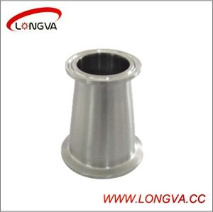 Food Grade Stainless Steel Concentric Clamped Reducer pictures & photos
