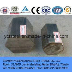 Cold Rolled Stainless Steel Hexagon Bar-Supplier in China pictures & photos