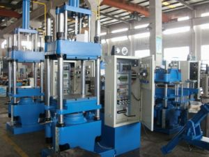 High Technical Rubber Injection Moulding Press with CE&ISO9001 Certification pictures & photos