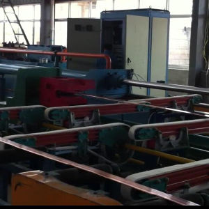 Automatic G Capacity Auto Hydraulic Cold Drawing Machine Copper Rod Copper Busbar Drawing Machine B